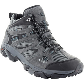 Hi-Tec Ravus Vent Mid WP Shoes Men grey/black
